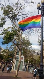 Los arcoiris estaban por todos lados.