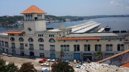 Vista de La Habana Vieja
