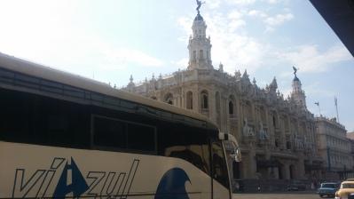 Turistas en La Habana