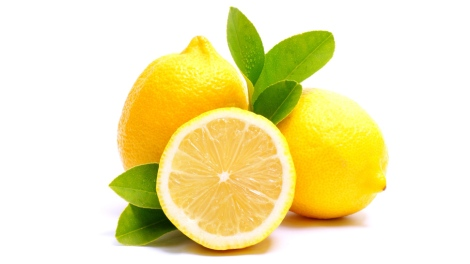 Limones para limonada. Tomada del sitio web Enlace social.