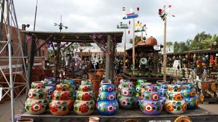 Artesanías en Old Mexican Town